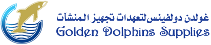 Golden Dolphin Supplies Retina Logo