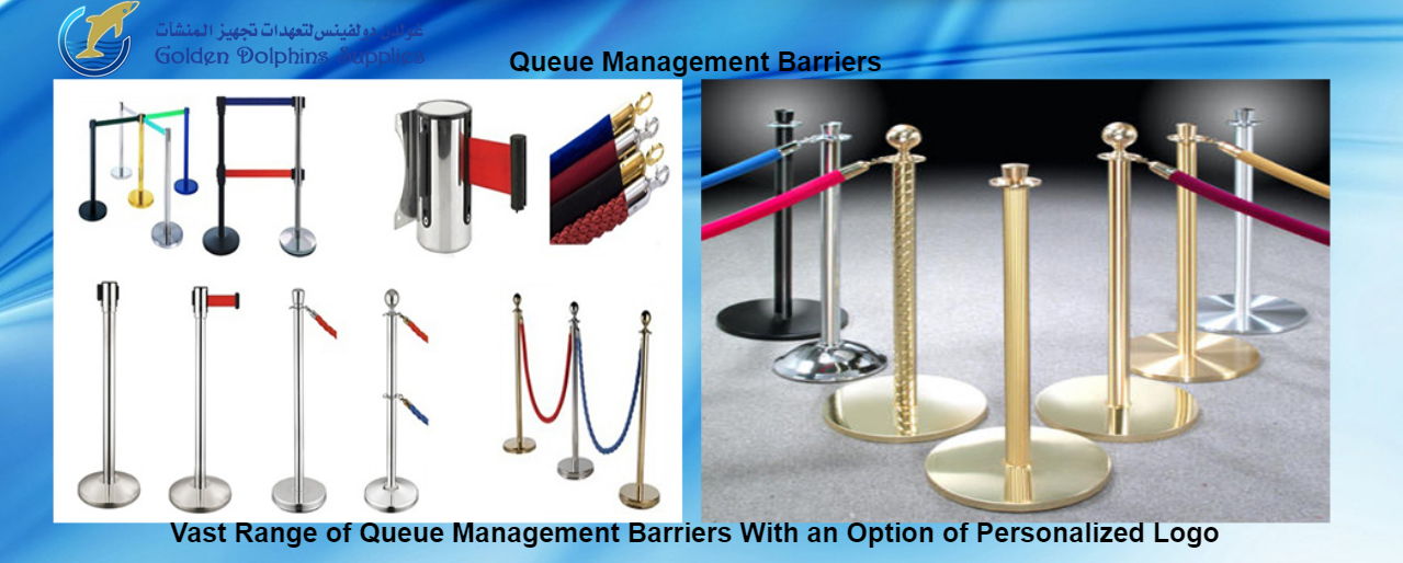 Stanchions Suppliers in UAE - Golden Dolphin Supplies