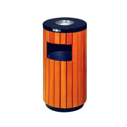 Wooden-Outdoor-Bin