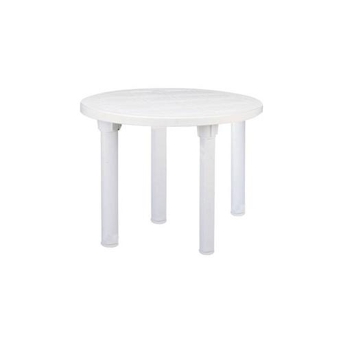 Plastic-Round-Table