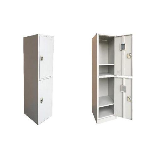 Two-Door-Locker